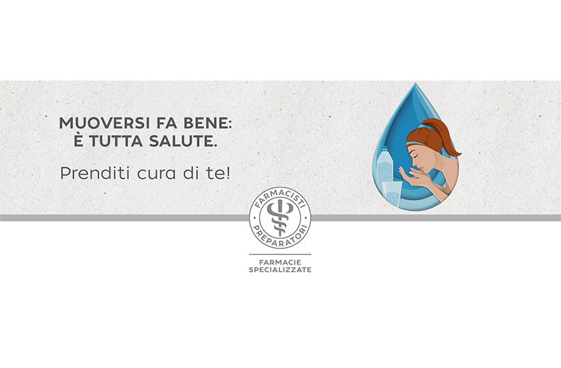 Settimana dell'idratazione: dal 12 al 17 Novembre